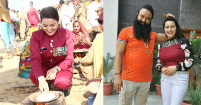 Lookout notice issued by police against Ram Rahim's adopted daughter Honeypreet Insan