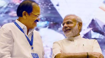 Pm Modi to release book on first year of Venkaiah Naidu as Vice president