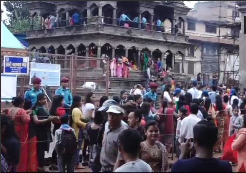 Janmashtami Special: Krishna Temple reopens 3 years after massive earthquake in Nepal