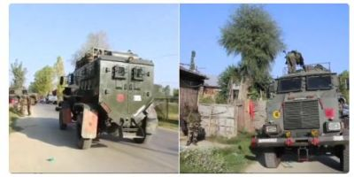 J&K: 2 terrorists gunned down in Kupwara encounter, combing operations underway