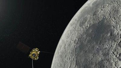 Chandrayaan-2: NASA also started contacting Vikram Lander, sent this message