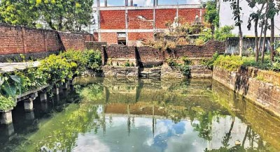 Warangal: Ancient step-wells are getting transformed into dump-yards