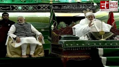 Modi in Indore: Syedna Mufaddal Saifuddin wishes and blesses PM Modi
