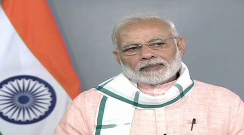 PM Modi launches 'Swachhata Hi Seva Movement', urges celebrities to join the mission