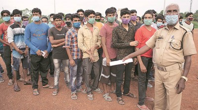 Kerala: Asymptomatic migrant workers can resume their work