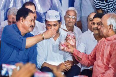 Gujrat Clerk Exam asks 'Who offered water to Hardik Patel?'