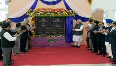 India gets 100th airport and Sikkim first PM Narendra Modi inaugurates the Pakyong Airport