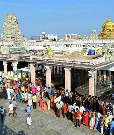 Palani temple's tender notice gets looked upon