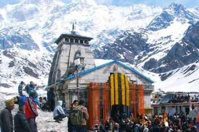 This year's Kedarnath Yatra has broken all records; know information