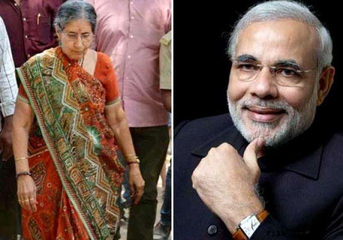 जशोदाबेन ने क्यों मांगी PM मोदी के पासपोर्ट की कॉपी...?