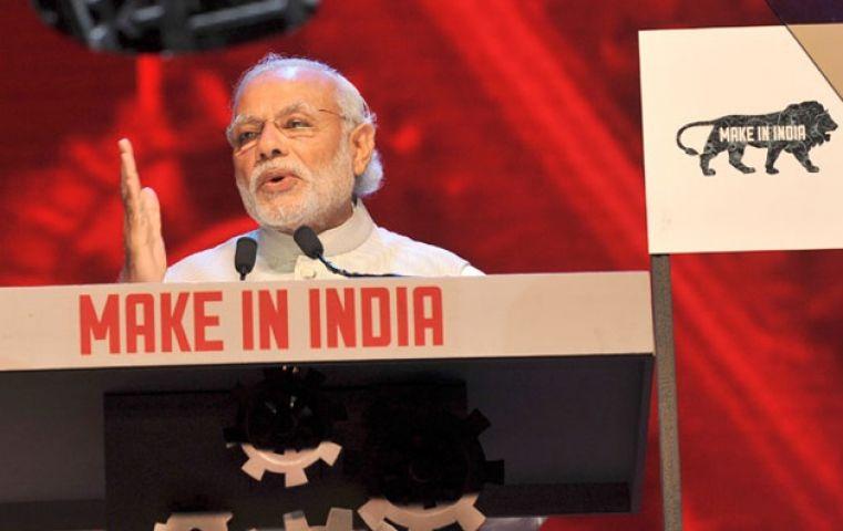 मेक इन इंडिया वीक पर बोले पीएम मोदी, किया आसान मंजूरी प्रक्रिया का वादा