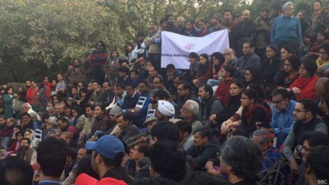 JNU विवाद में असली गुनहगार की तस्वीर आई सामने