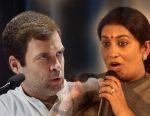 आज भी सदन में स्मृति रहेंगी विपक्ष के निशाने पर, राहुल दे सकते है जवाब