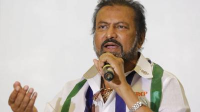 Mohan Babu sentenced to one-year imprisonment