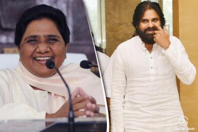 Mayawati: Don't fall into Chandrababu Naidu's Trap