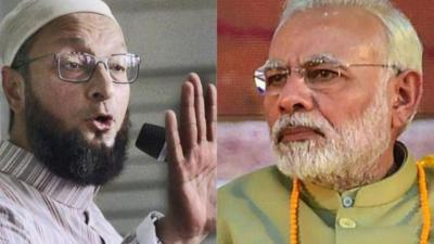 Asaduddin Owaisi slammed PM Narendra Modi asking Godse is terrorist or not