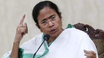 TMC Supremo Mamta Banerjee launched a stinging attack against PM Modi Biopic movie
