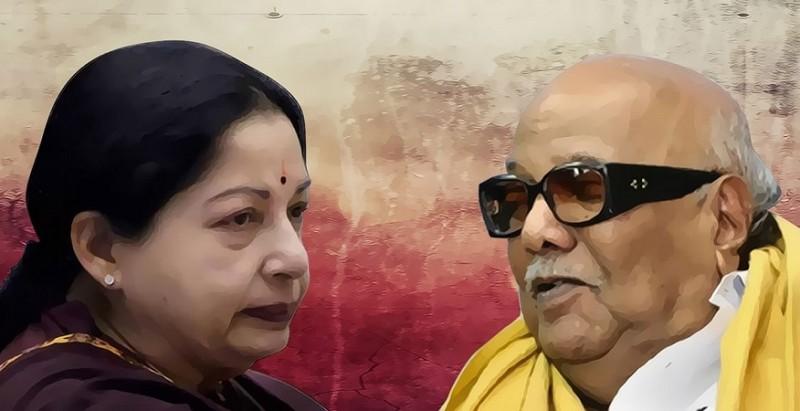 तमिलनाडु राज्य में पहली बार दो दिग्गजों के बिना होंगे विधानसभा चुनाव