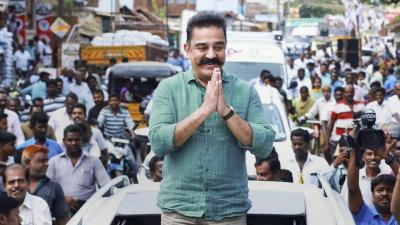 Election not just to choose a PM: Kamal Haasan