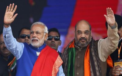 BJP's 38th foundation day: Amit Shah to start party's campaign for 2019 polls