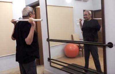 Naveen Patnaik hit out Gym amid rumour of his health fitness