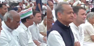 Sajjan Kumar and Jagdish Tyler asked to leave from Congress fast venue