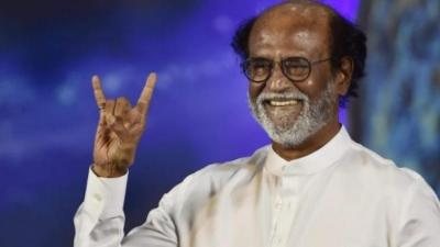 BJP should fulfill their promise of the river-linking project: Rajinikanth