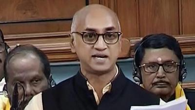 IT Department carried out raids on TDP MP Galla Jayadev