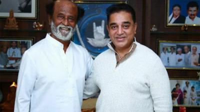 Rajinikanth to support Kamal Haasan in Lok Sabha Election?