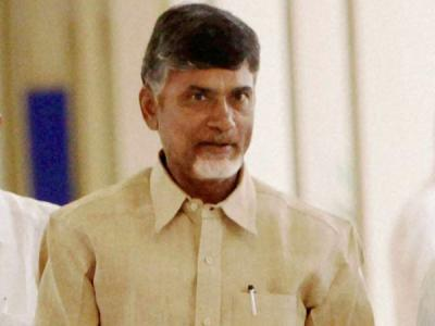 Chandrababu Naidu demands repolling in some booths over EVM glitches