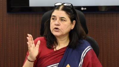 'vote for me or else…' Maneka Gandhi sparks massive row with the controversial remark