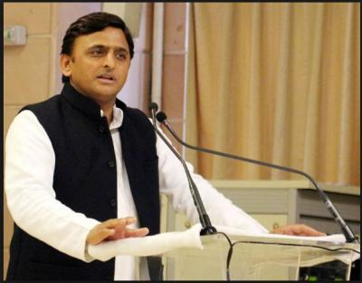 SP Supremo alleged on BJP to politicize over society and caste
