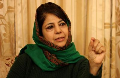 Mehbooba Mufti warns BJP in context of Asifa rape case