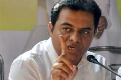 This is the last warning to the BJP leaders : KT Rama Rao