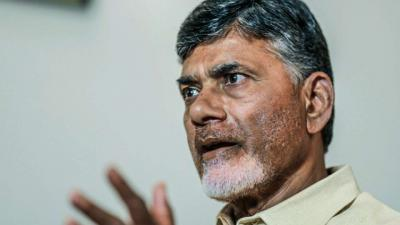 The election commission is working for Modi: Chandrababu Naidu