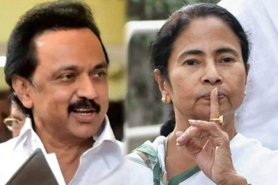 Tamilnadu DMK President came in Support of Mamta Banerjee, says this