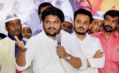 Alpesh Thakor failed to handle power given by Congress: Hardik Patel