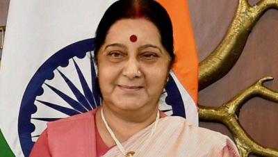 Sushma Swaraj assures help in bringing Kashmiri student's body from Bangladesh