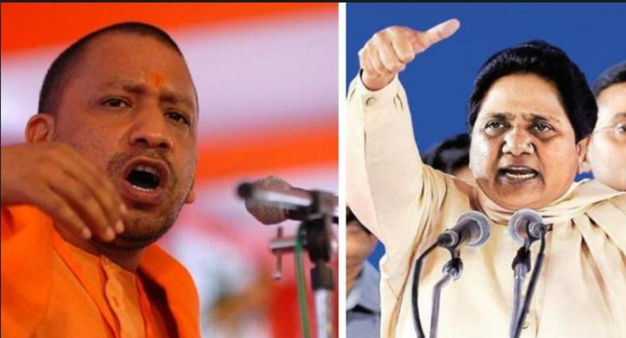 Yogi Adityanath barred from campaigning for next three days; Mayawati for two days
