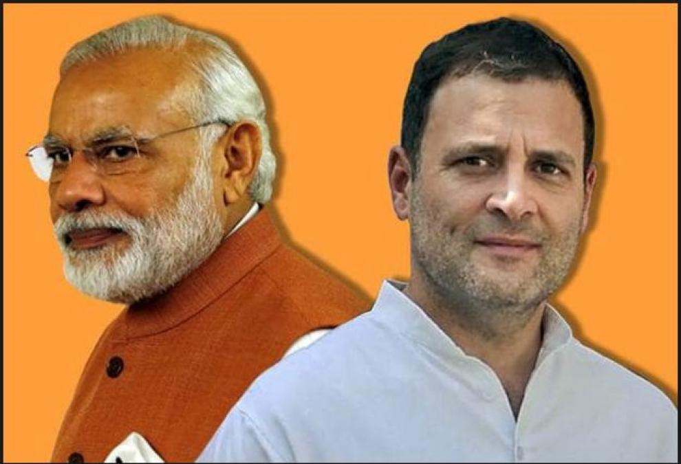 Rahul Gandhi made a fresh attack over PM Modi poll campaign financing …read inside