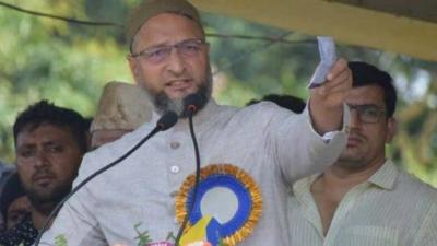 BJP, Congress cheated Muslims: Asaduddin Owaisi