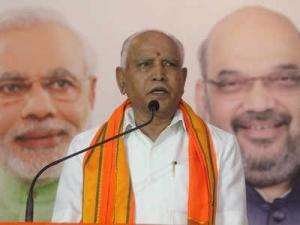 Foil attempts to divide Veerashaivas: Yeddyurappa