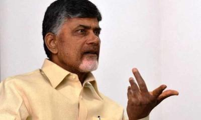 Chandrababu Naidu accused EC of avoiding the real issue