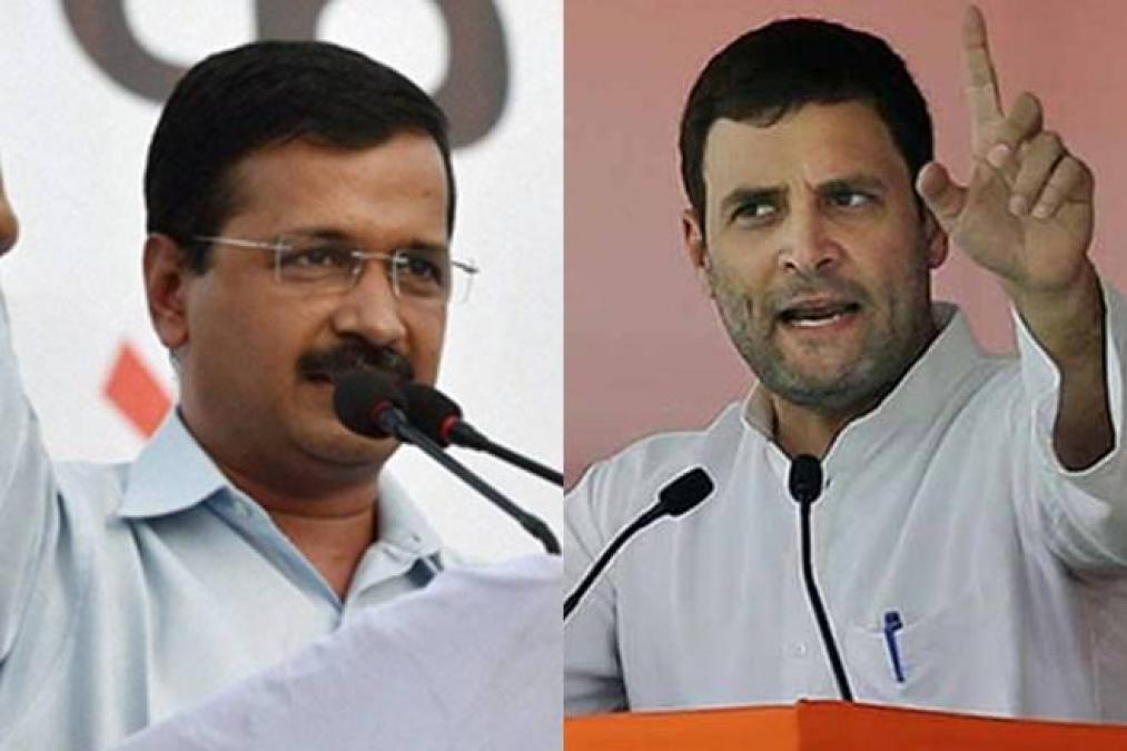 Arvind Kejriwal, Rahul Gandhi Trade Open Barbs for Alliance Deal