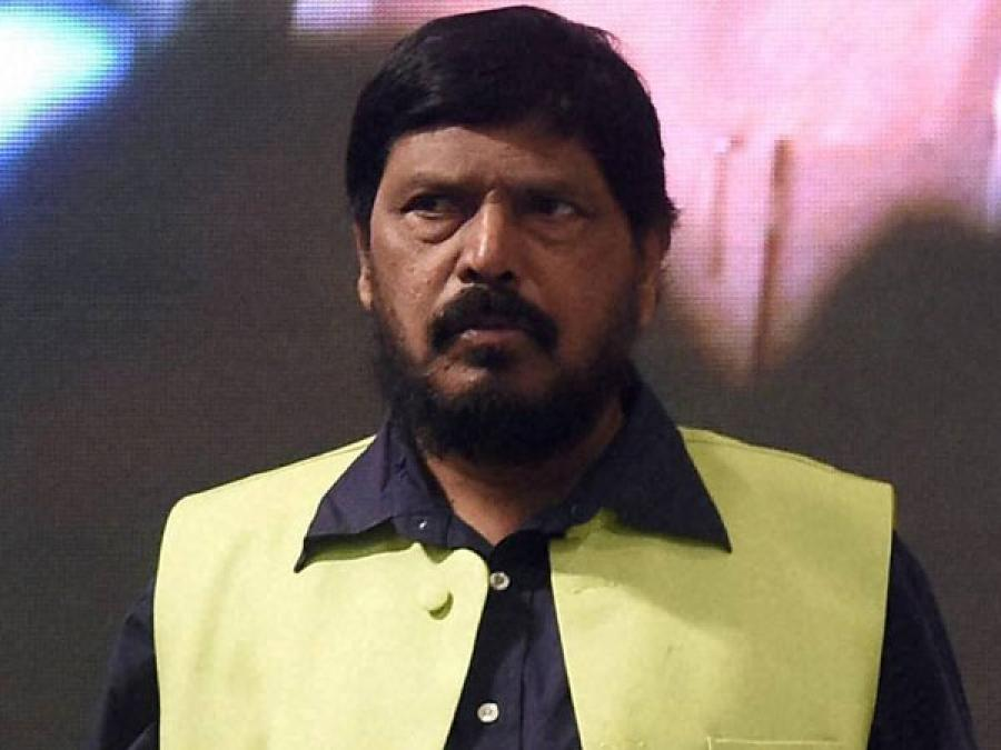 Union Minister Ramdas Athawale Asked Kumaraswamy to Join Hands with BJP