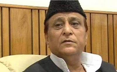 Don't fear the collector, will get him to polish Mayawati's shoes: Azam Khan