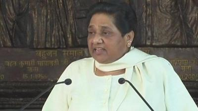 SC refuses to entertain Mayawati's plea on EC ban