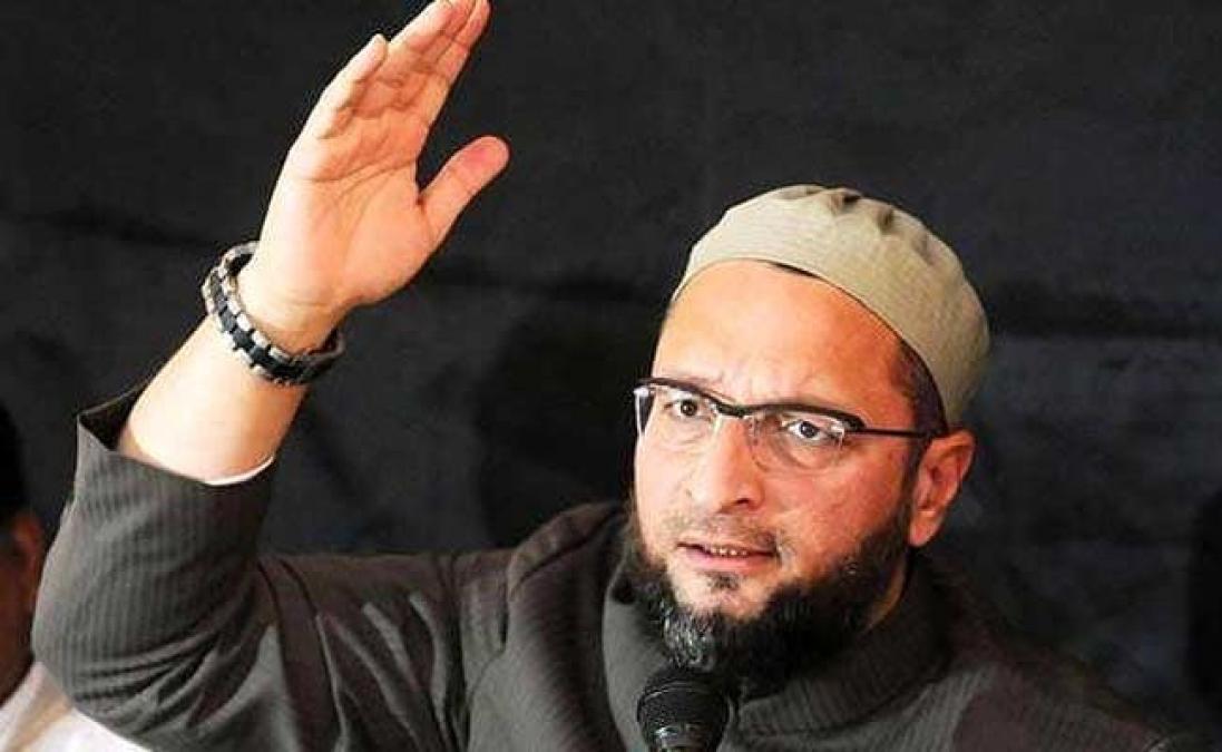AIMIM chief Asaduddin Owaisi slams Navjot Sidhu for Vote Division Warning to Muslims