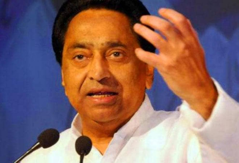 MP CM Kamal Nath lashes out on PM Narendra Modi