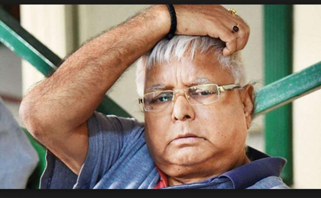 Lalu Yadav sought help from Arun Jaitley on fodder scam case